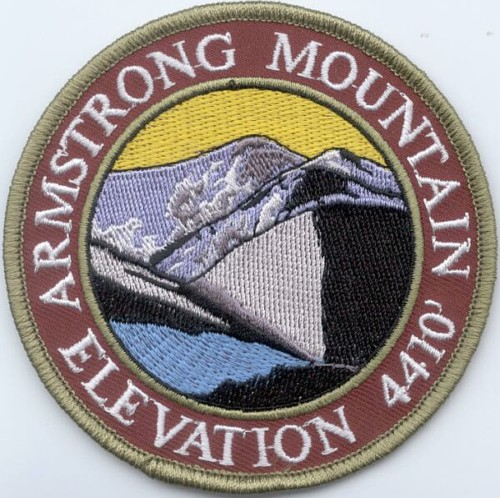 Armstrong Mountain Patch