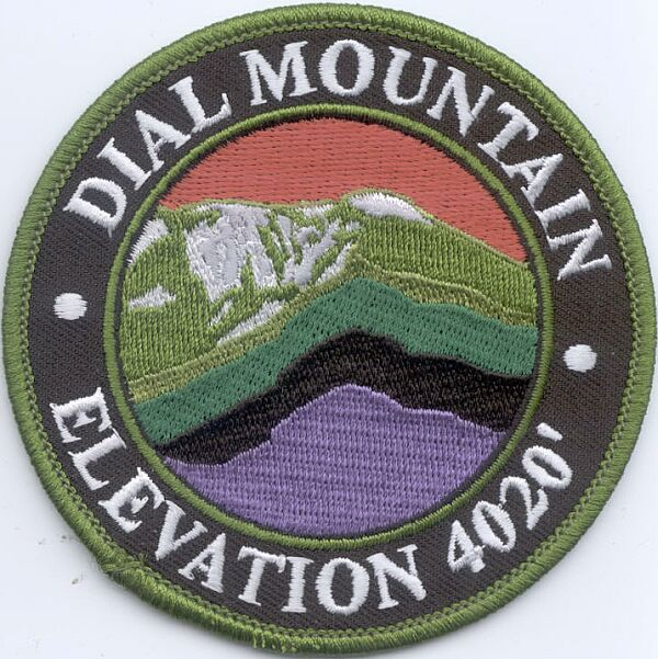 Dial Mountain Patch