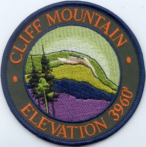 Cliff Mountain Patch