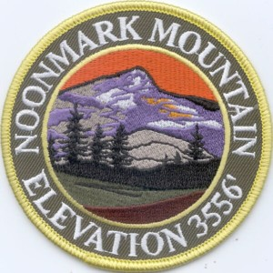 Noonmark Mountain Patch