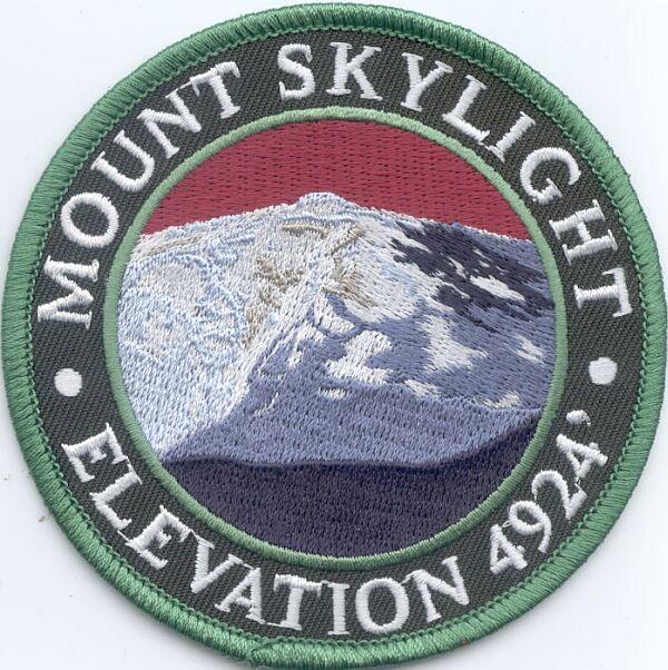 Mount Skylight Patch