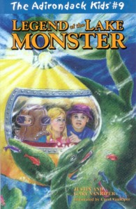 The Adirondack Kids Book 9 Legend of the Lake Monster