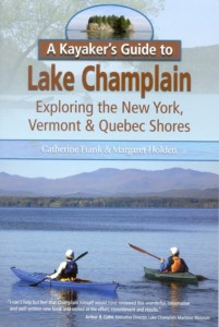 A Kayaker's Guide to Lake Champlain book