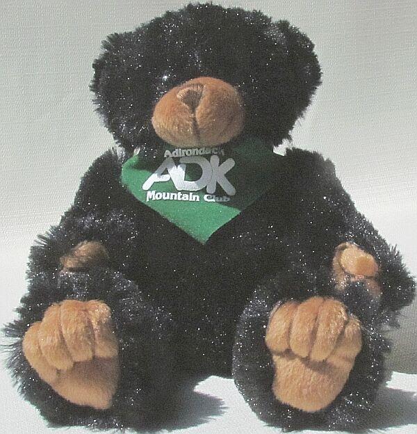 Stuffed Bear with Bandana