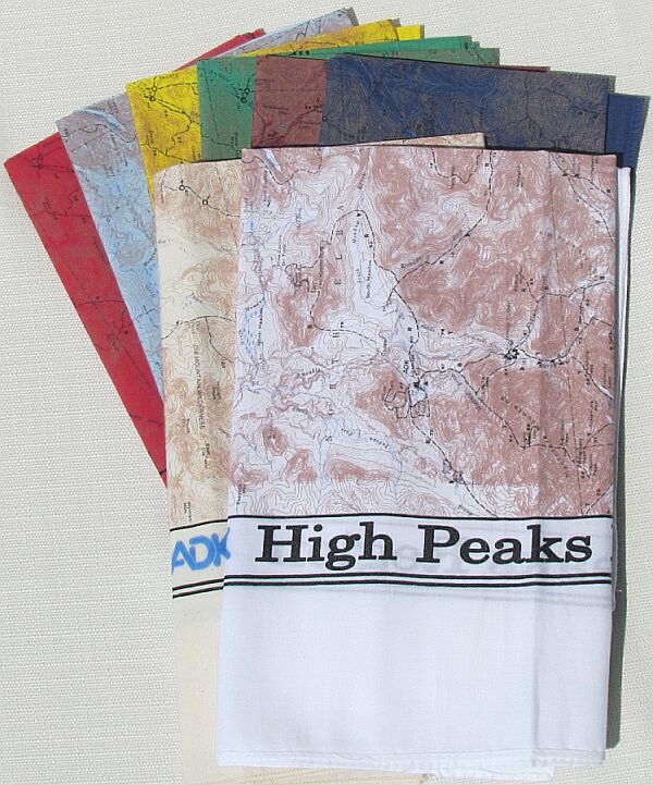 ADK High Peaks Bandana