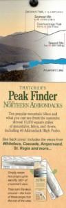 Thatcher's Peak Finder for the Northern Adirondacks