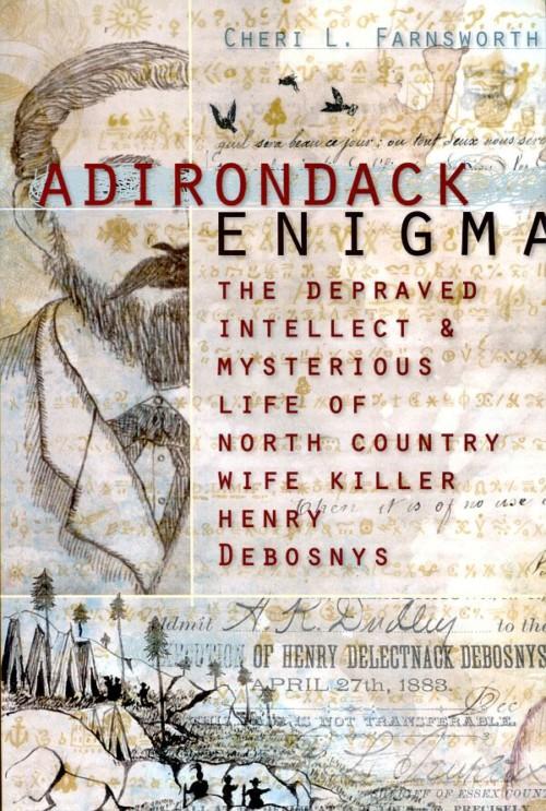 Adirondack Enigma Book