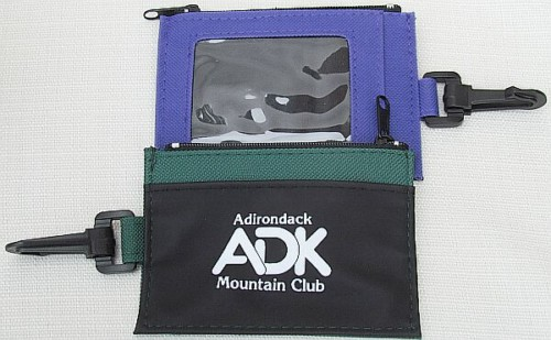Zip Pouch ID Holder