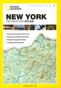 National Geographic New York Recreation Atlas