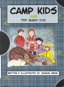 Camp Kids and the Rainy Day Book