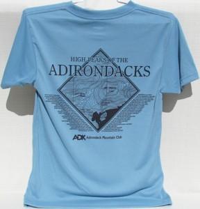 ADK High Peaks Topo Shirt