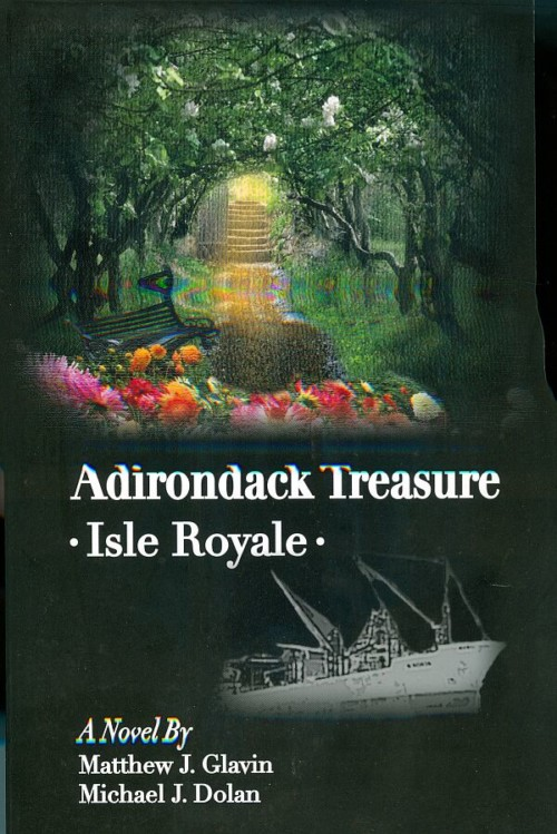 Adirondack Treasure - Isle Royale