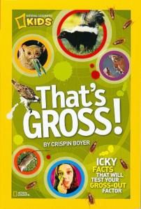 That's Gross Book