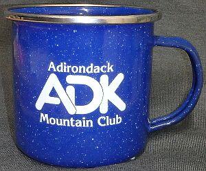 3499 - Tin Enamelware Mug