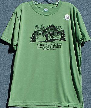 Green Adirondack Loj T-Shirt