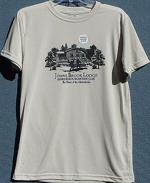Johns Brook Lodge T-Shirt