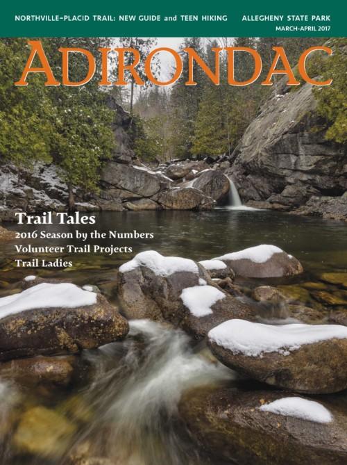 Adirondac March-April Cover