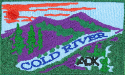 Cold River Chapter patch