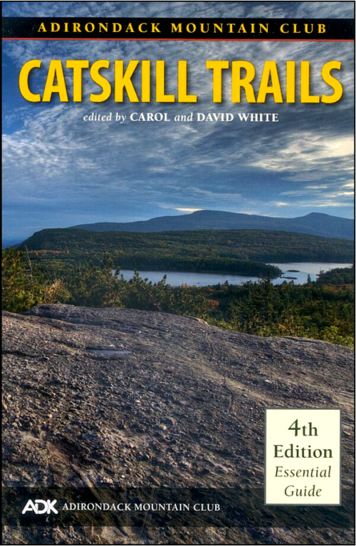 ADK Catskill Trails guide book