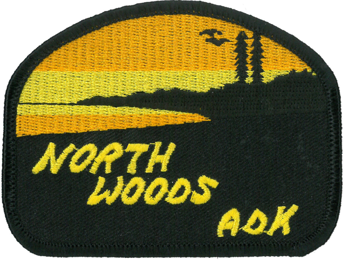 North Woods Chapter patch design.