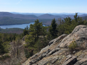 View from Treadway Mountain