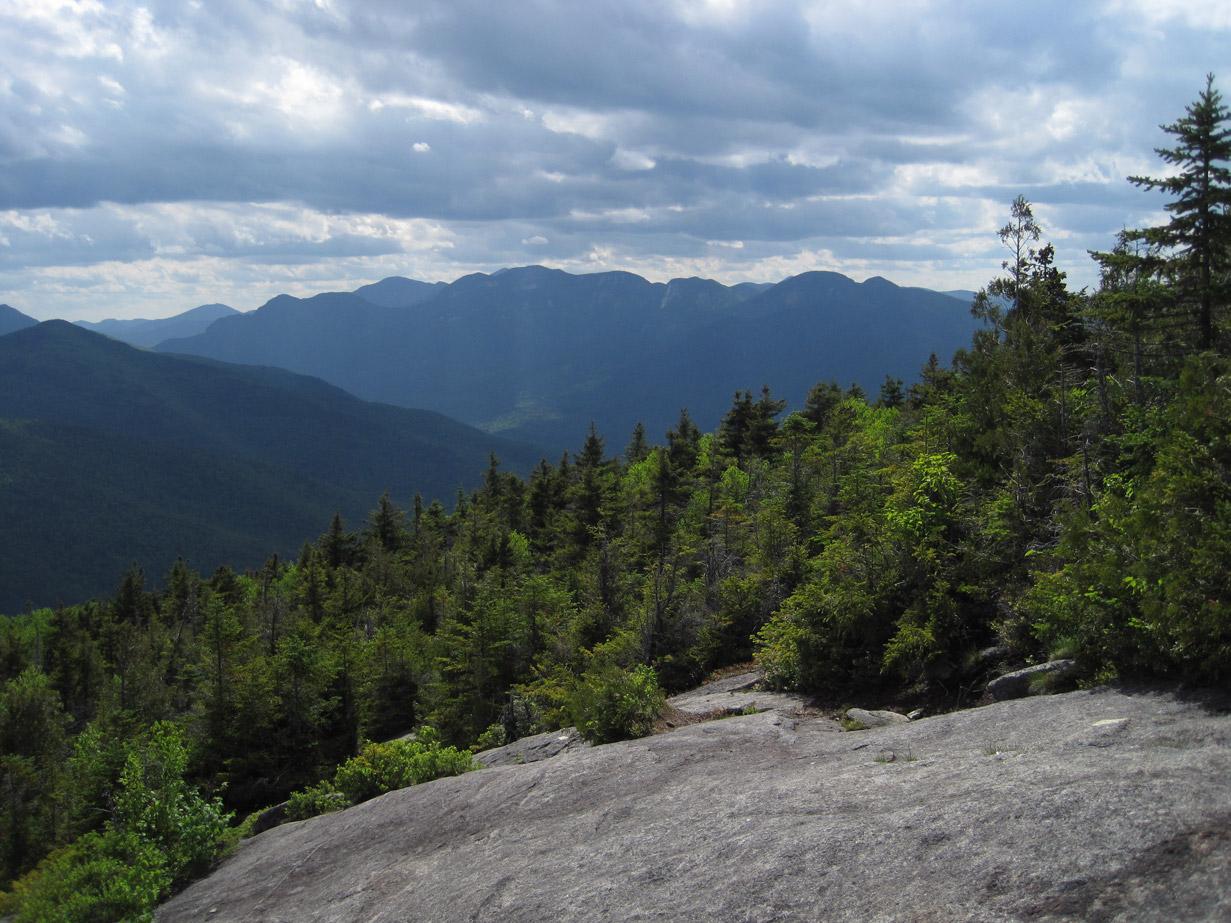 Bald Peak view