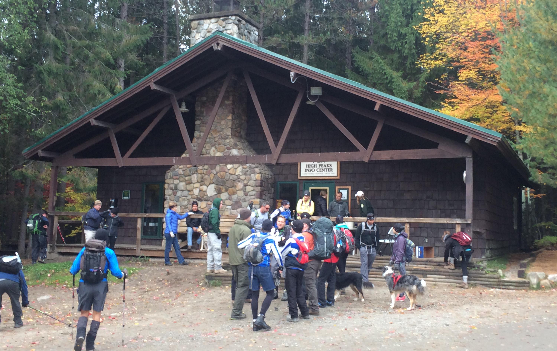 High Peaks Information Center Adirondack Mountain Club