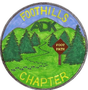 Foothills Chapter patch