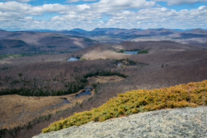 View from Moxham Mountain