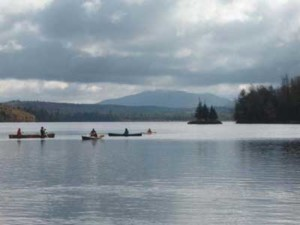 ADK Paddle Outing