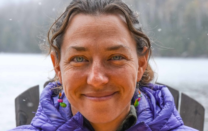 Portrait of Julia Goren