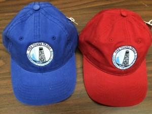 Fire Tower twill baseball cap