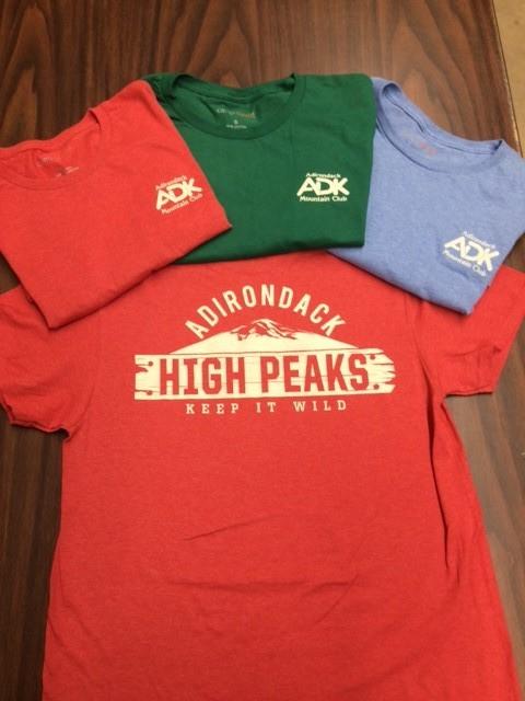 Adirondack High Peaks shirt