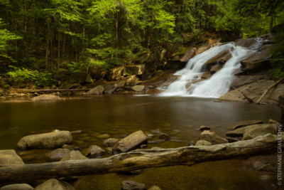 A long exposure of Tenant Creek Falls