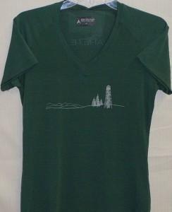 Women's Fire Tower Shirt