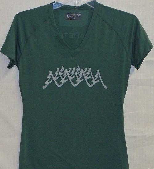 Women's Forest Shirt Green