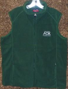 Men's ADK Fleece Vest