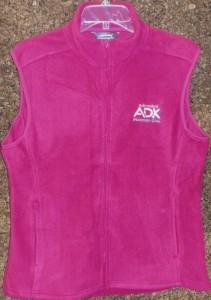 Women's ADK Microfleece Vest