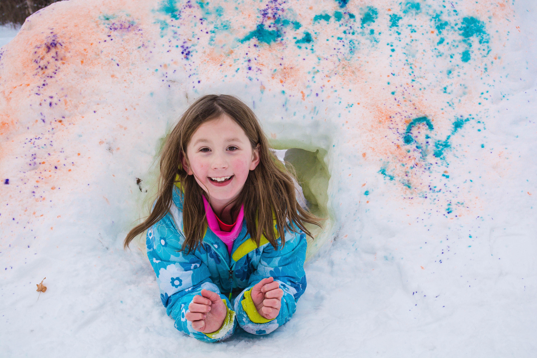 Kid's Zone Fun.  Photo by Stephanie Graudons