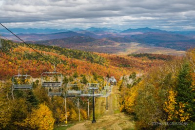 Gore Mountain Ski lift
