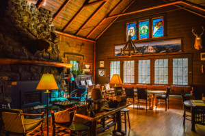 Adirondack LOJ Great Room