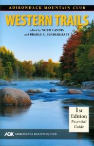 ADK Western Trails guide book