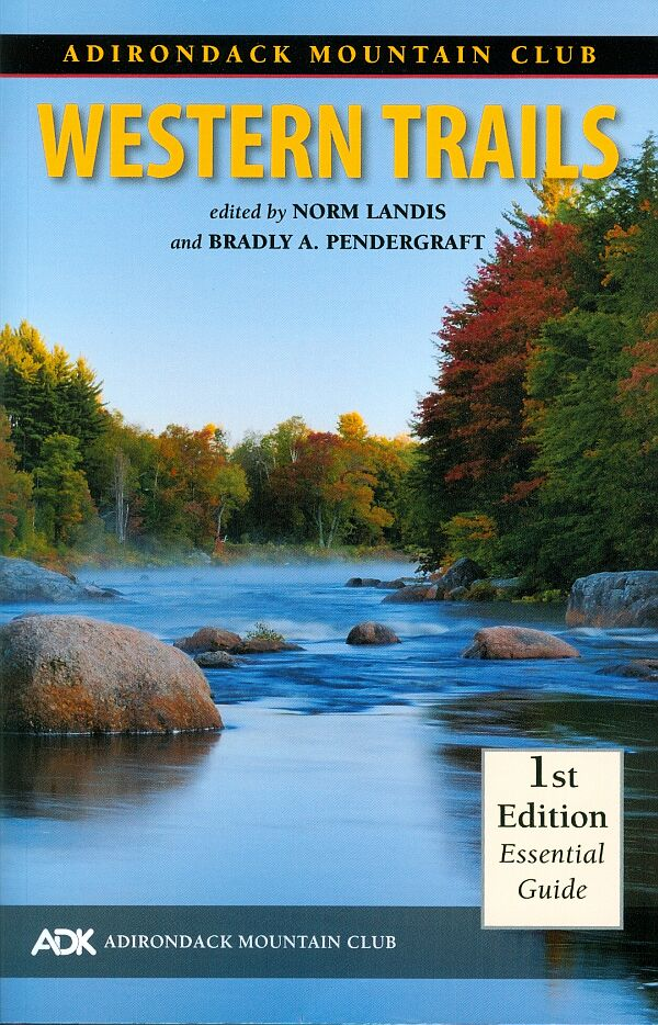 ADK Western Trails guide book