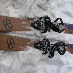 Altai Hok Skis top