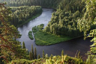 Finland Photos Oulanka NP