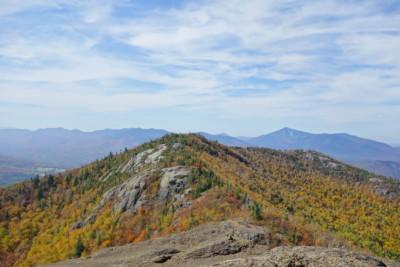 Jay Mountain summit