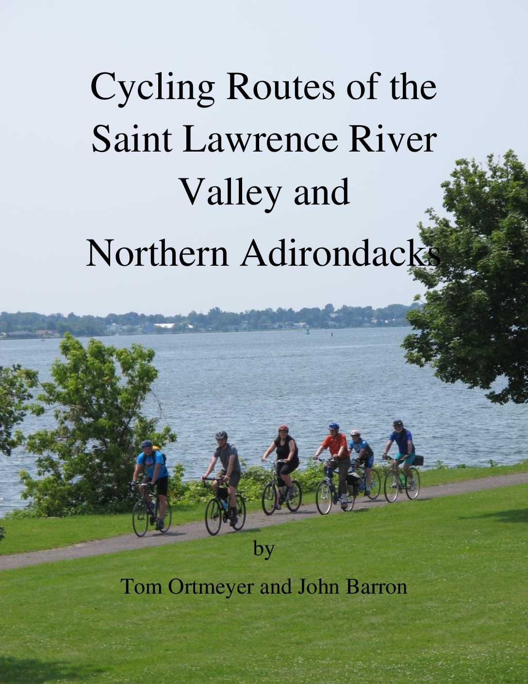 Cover Page Cycling Routes