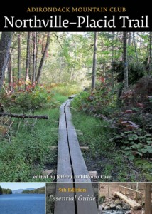 ADK Northville-Placid Trail guide book