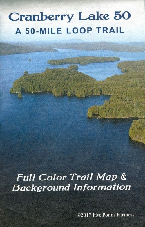 Cranberry Lake 50 trail map