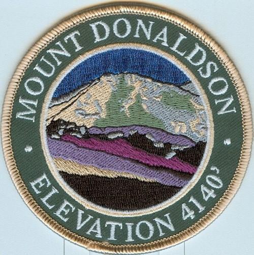 Mount Donaldson Patch